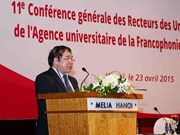 Asia-Pacific Francophone university leaders gather in Hanoi