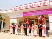 Reproductive healthcare social franchise model opens in Yen Bai