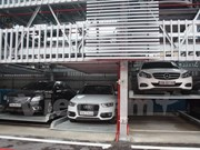 Automated multi-storey car park inaugurated in Hanoi
