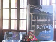 Royal Hue photo book released