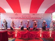 Work starts on first five-star hotel in Hai Phong