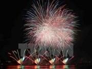 Fireworks wow crowds in Da Nang