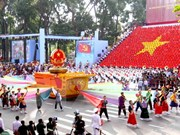 Grand ceremony marks 40 years since South's liberation