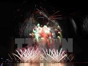 Australia wins Da Nang Int'l Fireworks Competition