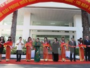 Cancer centre opens in HCM City