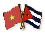 HCM City leader greets Cuban official