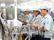 Vietnam's PMI records rise in four years