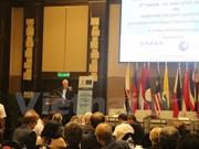 Vietnam attends ASEAN-EU maritime security dialogue