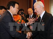 State President meets with Czech experts advocating for Vietnam