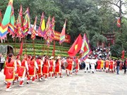 Phu Tho looks forwards to an epitomised Hung Kings Temple festival