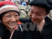 Khau Vai love market festival attracts crowds