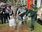 Vietnamese, Chinese armies to promote border links