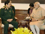 Vietnam, India sign joint vision statement on defence relations