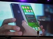 First made-in-Vietnam smartphone hits shops