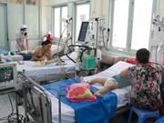 Heat wave sends children to hospital in Da Nang