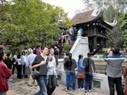 Hanoi's foreign arrival growth slows down