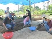 Stone axes found in Da Nang