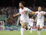 Vietnam striker among rising stars to watch at SEA Games