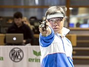 Vietnamese shooter jumps to second in world rankings
