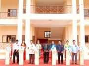 Vietnam helps build Vietnamese-teaching centre in Laos