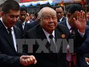 Cambodian Senate President passes away