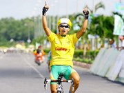Cycling has first gold medal, Vietnam firmly in third place
