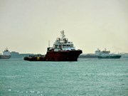 Malaysian tanker missing with crew