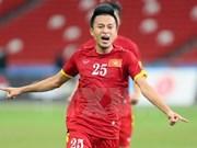 Vietnam takes football bronze medal at 28th SEA Games