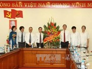 Leaders extend greetings to VNA on revolutionary press day