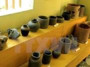 Hundreds of artefacts discovered near Ho Dynasty Citadel