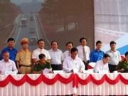 Central Highlands traffic safety festival in Dak Lak