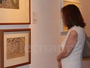 Artwork on Vietnam War on display in Singapore