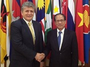 ASEAN, UN pledge to strengthen cooperation