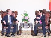 Cabinet leader meets with Airbus Group CEO