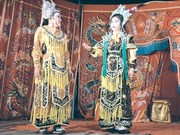 Can Tho troupe preserves classical drama