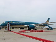 Vietnam Airlines honoured for 20 years of service