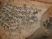 Thousand-year-old cave drawings found in national park