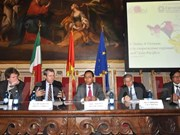 Italian MPs speak out against China's actions in the East Sea