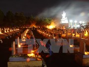 Vietnam to hold candle tributes for martyrs nationwide