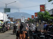 Indonesia shuts down three airports over Raung's volcanic ash