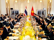 Vietnam-Thailand joint press communique issued