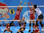 Vietnamese volleyballers prepare for title defence