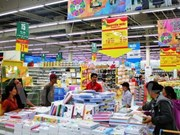Stores launch school supplies sales