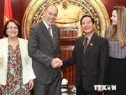 Vietnamese, Brazilian legislatures enhance cooperation