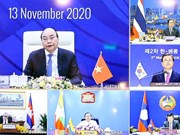 ASEAN 2020: 2nd Mekong – Republic of Korea Summit