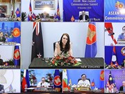 ASEAN-New Zealand Commemorative Summit opens