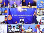 Second ASEAN-Australia Biennial Summit held virtually