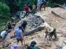 Flood, torrential rain kill 15 in Quang Ninh