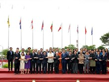 Flag raising ceremony in HCM City marks ASEAN's founding anniversary