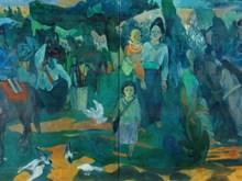 Vietnamese fine arts' five-year development reviewed